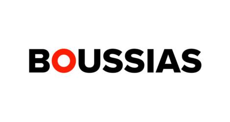 BOUSSIAS: Νέα εταιρική ταυτότητα