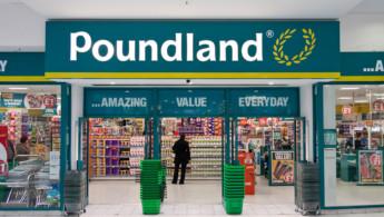 H Poundland κλείνει προσωρινά καταστήματά της,  λόγω lockdown
